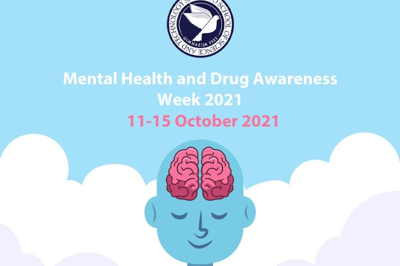 The SSST Gymnasium's Third Mental Health and Drug Awareness Week